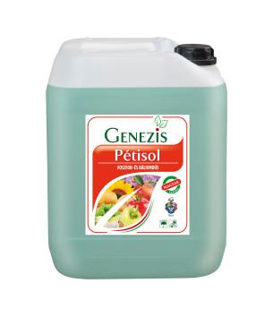Genezis Pétisol Phosphorus and potassium rich