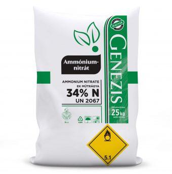 Genezis Ammonium nitrate (Prilled)